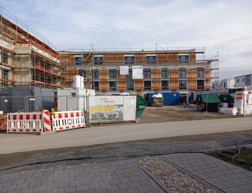 Hildegard-von-Bingen Senioren-Zentrum Rodgau: Rohbau steht!