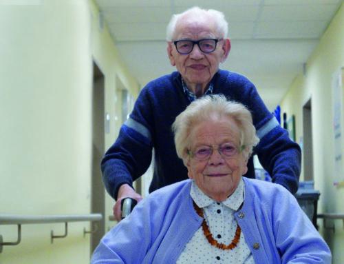 Gemeinsam statt einsam! Die Doppelzimmer im Hildegard-von-Bingen Senioren-Zentrum Trier