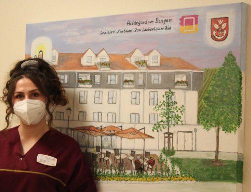 Tolle Integrationsarbeit im Hildegard von Bingen Senioren-Zentrum Zum Laubenheimer Ried in Mainz