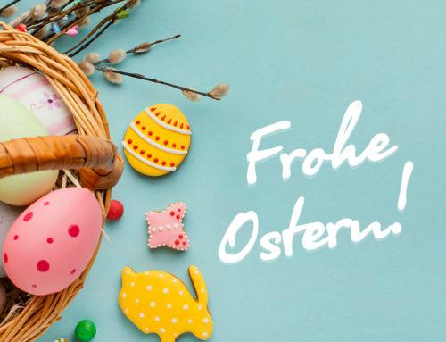 Ostern in den Hildegard von Bingen Senioren-Zentren