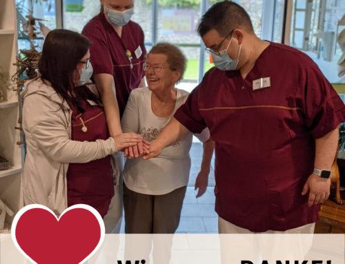Internationaler Tag der Pflege 2021 in den Hildegard-von Bingen Senioren-Zentren