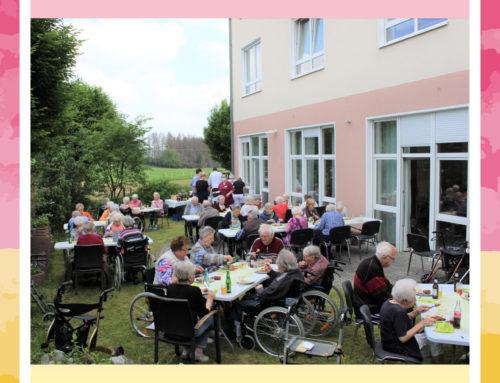 Grillfest im Senioren-Zentrum Wallmerod